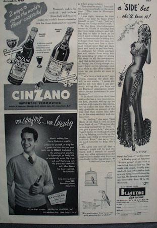 Blackton Fifth Avenue She Will Love It Ad 1948