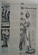 Sel Mor Garment Co Inc Christmas Ad 1948