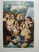 Carton by McKay Eskimos 1948