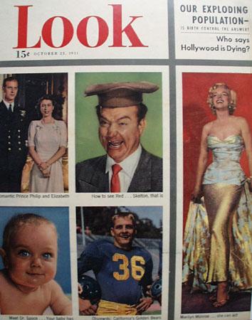 Look Magazine Red Skelton 1951