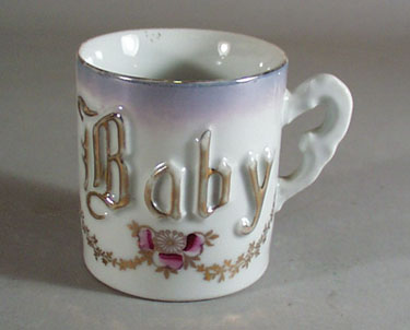 Porcelain Baby Mug, made in Germany