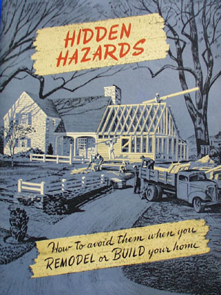 Hidden Hazards Book from North America Insurance