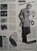 Shop By Mail Jonas Lounging Pajamas 1949 Ad