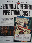 Phillip Morris Revelation Smoking Tobacco 1946 Ad