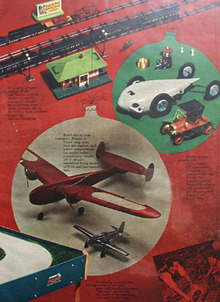 Tycoons in Toyland 1948 Article