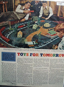 Toys for tomorrow 1946 Article