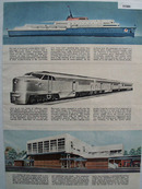 Raymond Loewy Associates 1949 Article