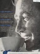 Pan American Coffee Bureau Make It Coffee Ad 1961