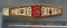 Cabanas Habanna Cigar Band