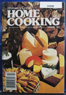 Womens Circle Home Cooking Cookbook October 1977