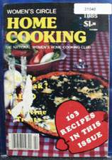 Womens Circle Home Cooking Cookbook February 1985