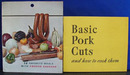 Eckrich Sausage and Pork Cookbooklets 20th Century