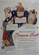 Glenmore Distilleries Gift Packages 1948 Ad