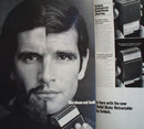 Schick Razor The Clean Cut Look Ad 1968