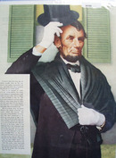 Abe Lincoln Picture 1945
