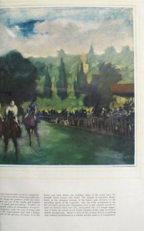 Races At Longchamp Paris Picture 1948
