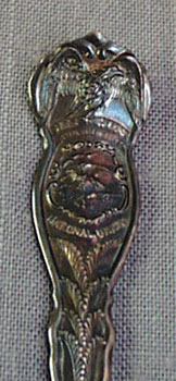 National Union Illinois Collectors Spoon