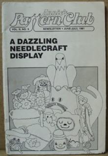Annies Pattern Club Magazine 1981