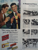Dentyne Gum That Is Dating Sense Pal Ad 1948