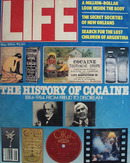 The History of cocaine in Life Magazine 1984