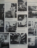 Bumper Crop of Poetic Licenses Article With Pictures 1972