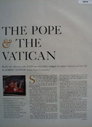 The Pope The Vatican John XXIII Article. 1959