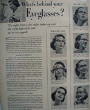 Whats Behind Your Eyeglasses Article 1948