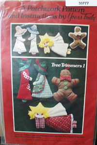 Tree Trimmers 1 by Patchwork Pattern 1980