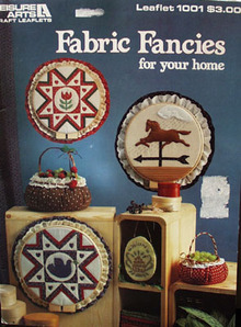 Fabric Fancies Craft Book 1983