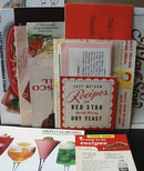 15 Advertisements And Recipes Booklets 20th Century