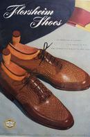Florsheim Shoes Choice of Men 1948 Ad