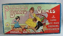 Parkers Board Games no 473