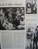 Beatles Break Up Article 1970