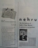 Nehru Prime Minister India Picture 1949