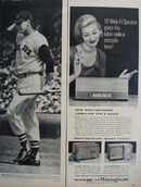 Fred Hany Mgr Milwaukee Braves Article 1957