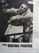 Prize Boxing Photos 1949
