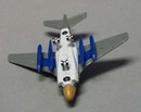 Metal realistic airplane EA 6A Intruder