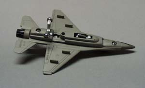 Metal die cast airplane F16 Falcon