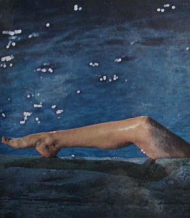 Marilyn Monroe Nude Scene 1969 Ad
