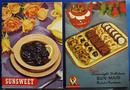 2 Sun Maid and Sunsweet Cookbooks 20th Century