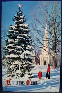 Christmas Carols from 1st Federal Savings No Date