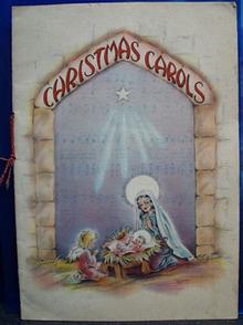 Christmas Carols from Oahu Publishing Co 1947