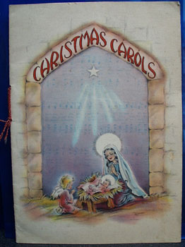 Christmas Carols from Oahu Publishing Co 1947