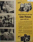 Eastman Kodak Miniatures 1948 Ad