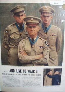 Pittman, Kouma and Dodd Medal Of Honor 1951 Article