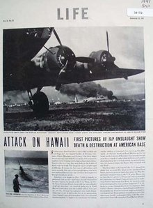 Attack on Hawaii 1941 Article