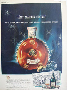 Remy Martin Cognac 1947 Ad