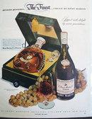 Remy Martin Fine Champagne Cognac 1951 Ad