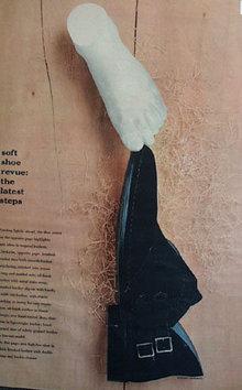 Soft Shoe Revue 1957 Article