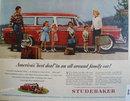 Studebaker Station Wagon 1955 Ad